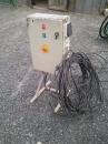 Armoire électrique triphasés